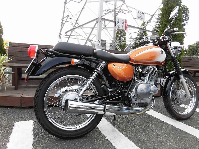 ST250 Eタイプ ST250 Etype 3枚目ST250 Etype