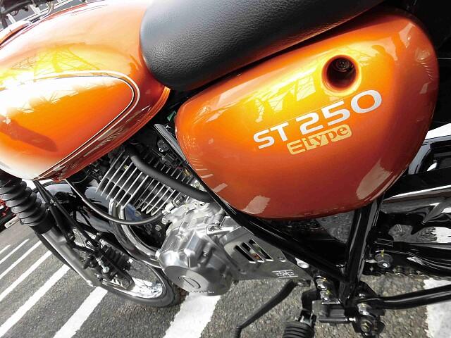 ST250 Eタイプ ST250 Etype 7枚目ST250 Etype