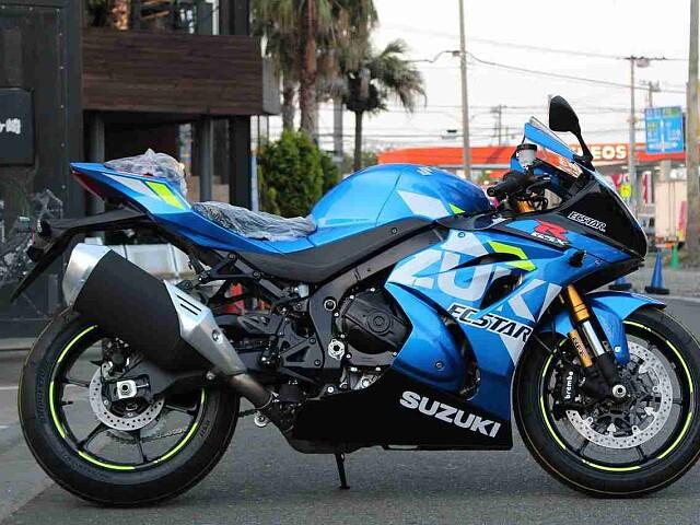 GSX-R1000R 【新車在庫あり】即納可能です! GSX-R1000R ABS 1枚目【新車在庫…