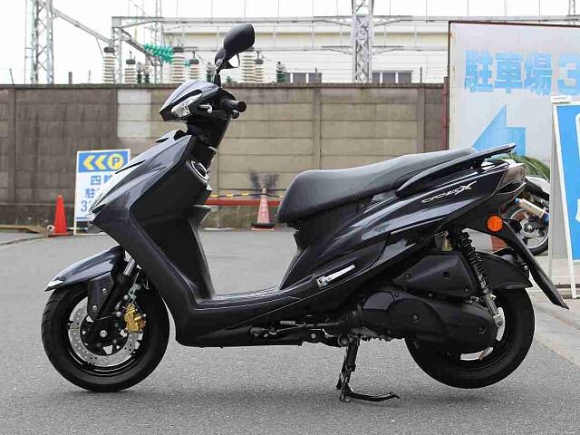 アクシス Z シグナスX SR 4枚目シグナスX SR