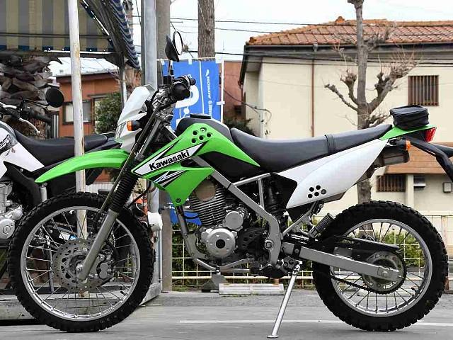 KLX125 KLX125 4枚目KLX125