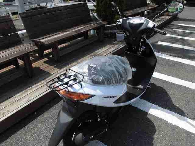 アドレスV50(2サイクル) 【新車在庫あり】即納可能です! アドレスV50 3枚目【新車在庫あり】…