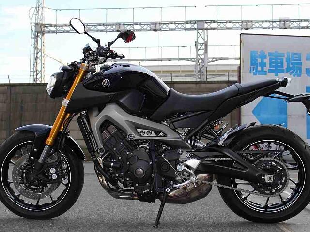 MT-09 MT-09 ABS 4枚目MT-09 ABS
