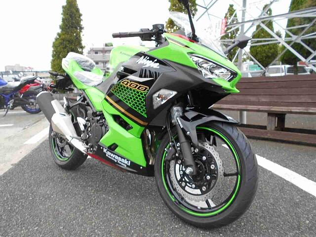 ニンジャ400 【新車在庫あり】即納可能です! Ninja400 KRT 2枚目【新車在庫あり】即納…