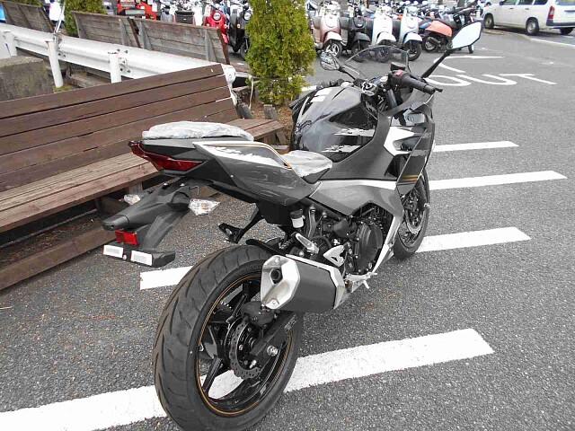 ニンジャ250 【新車在庫あり】即納可能です! Ninja250 3枚目【新車在庫あり】即納可能です…
