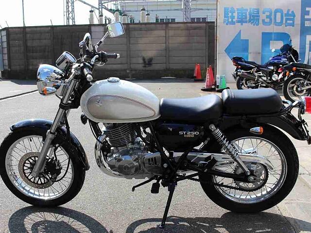 ST250 Eタイプ ST250 Etype 5枚目ST250 Etype