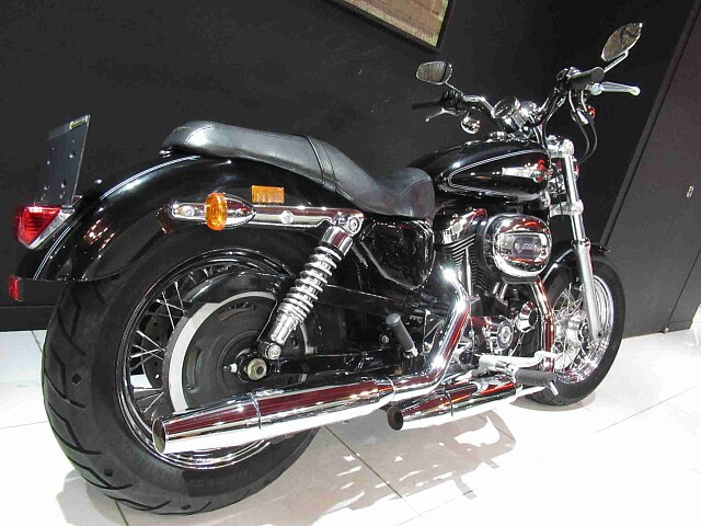 XL1200CA SPORTSTER LIMITED XL1200C F 3枚目XL1200C F