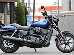 STREET750/ハーレーダビッドソン 750cc 神奈川県 ハーレーダビッドソン横浜青葉