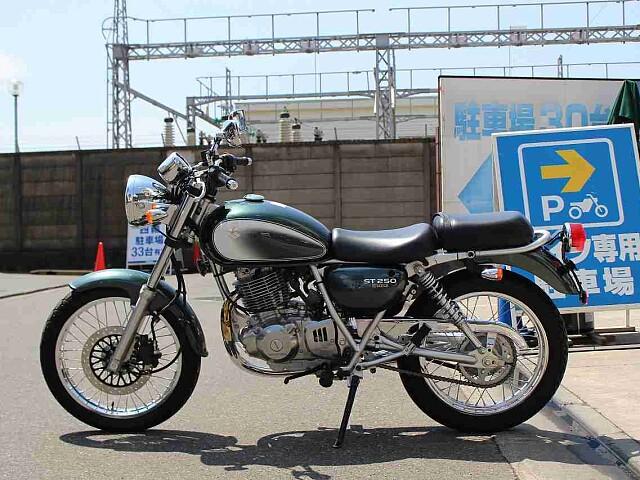ST250 Eタイプ ST250 Etype 6枚目ST250 Etype