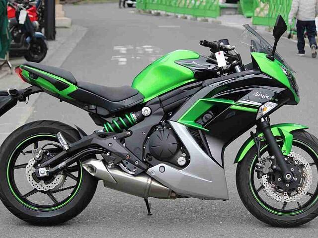 ニンジャ400 Ninja400 SE 1枚目Ninja400 SE
