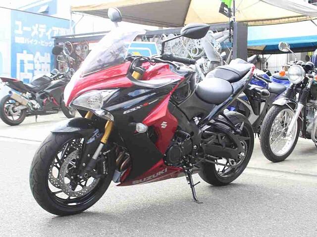 GSX-S1000F GSX-S1000F 4枚目GSX-S1000F