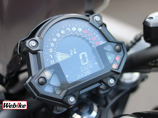 Z650 ABS 社外Rキャリア/ フェンダーレス 4枚目ABS 社外Rキャリア/ フェンダーレス