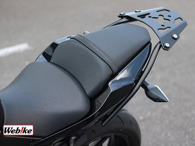 Z650 ABS 社外Rキャリア/ フェンダーレス 5枚目ABS 社外Rキャリア/ フェンダーレス