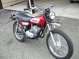 125TR ボブキャット/カワサキ 125cc 神奈川県 (有)カワサキオートサービス