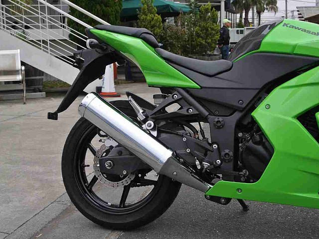 ニンジャ250R Ninja250R 8枚目Ninja250R