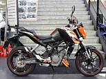 200DUKE/KTM 200cc 神奈川県 ユーメディア相模原
