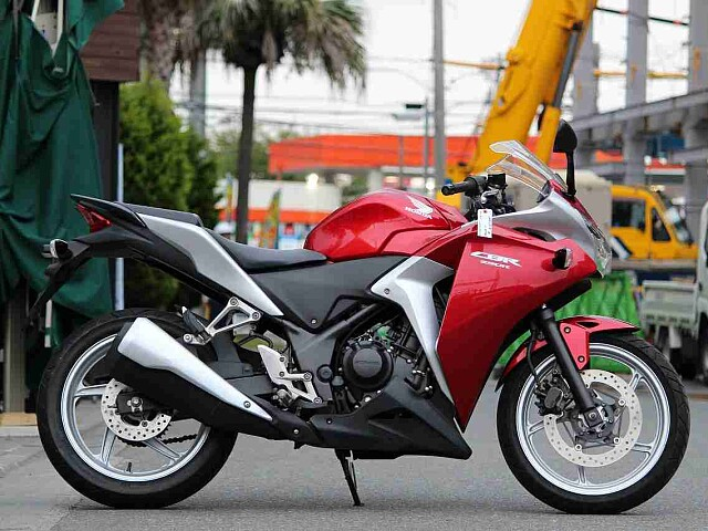 CBR250R (MC17/19) CBR250R 1枚目CBR250R