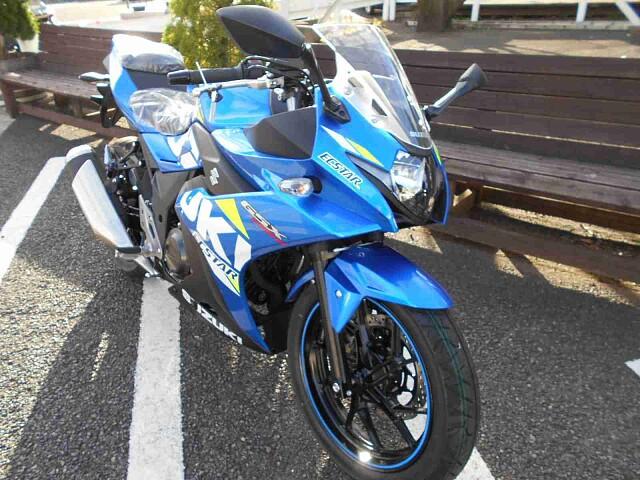 GSX250R 【新車在庫あり】即納可能です! GSX250R MotoGPカラー 2枚目【新車在庫…