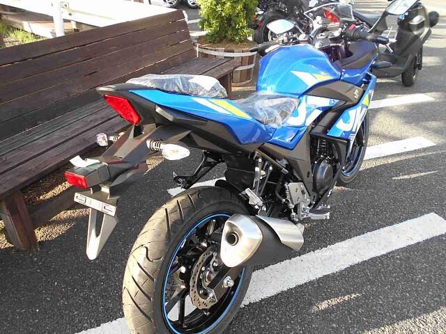 GSX250R 【新車在庫あり】即納可能です! GSX250R MotoGPカラー 3枚目【新車在庫…