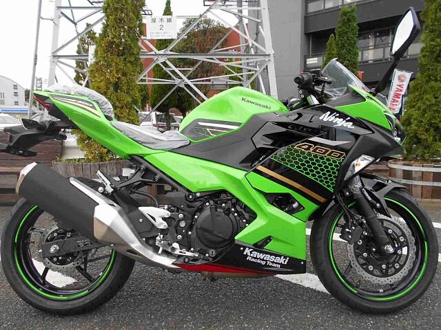 ニンジャ400 【新車在庫あり】即納可能です! Ninja400 KRT 1枚目【新車在庫あり】即納…