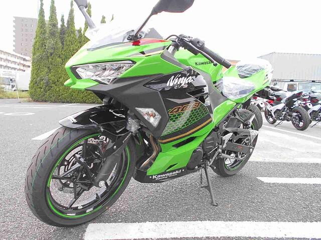 ニンジャ400 【新車在庫あり】即納可能です! Ninja400 KRT 5枚目【新車在庫あり】即納…