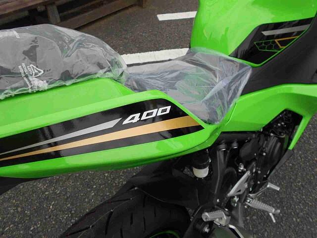 ニンジャ400 【新車在庫あり】即納可能です! Ninja400 KRT 8枚目【新車在庫あり】即納…