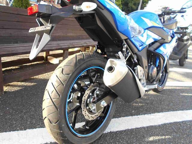 GSX250R 【新車在庫あり】即納可能です! GSX250R MotoGP 7枚目【新車在庫あり】…