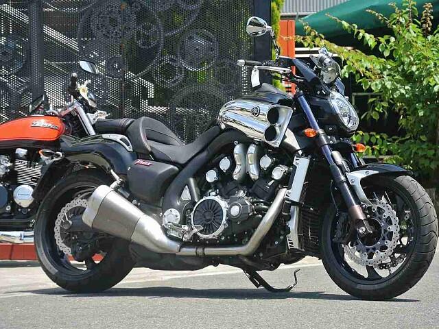 V-MAX 1200 V-MAX 2枚目V-MAX