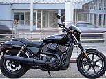STREET750/ハーレーダビッドソン 750cc 神奈川県 ユーメディア相模原