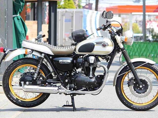 W800 W800 LTD 1枚目W800 LTD