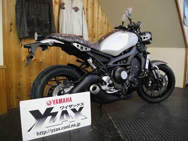 XSR900 ABS 現行モデル