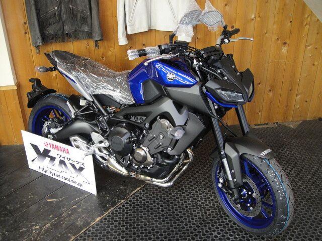 MT-09 ABS 現行モデル