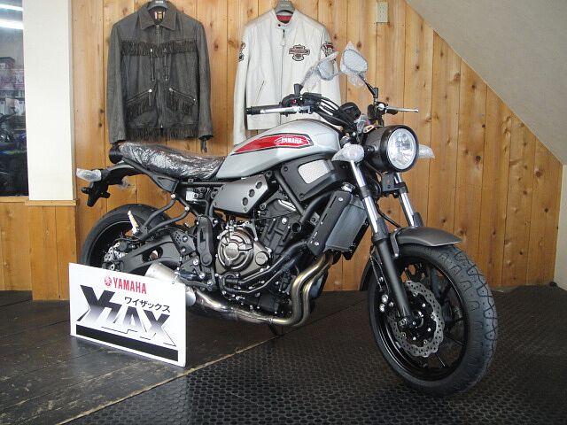 XSR700 ABS 2020年モデル