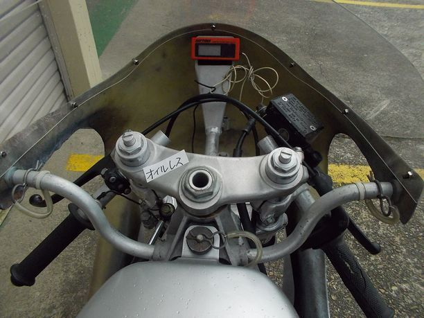 RS125 レーサー