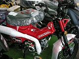 ホンダ CT125 ハンターカブ