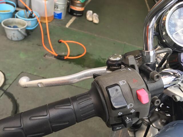 バリオス 250ccで4気筒バイク!!