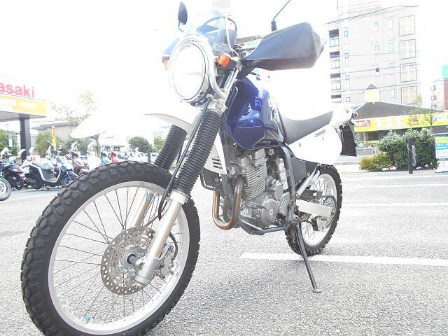 ジェベル250XC ロングツーリングにBEST☆