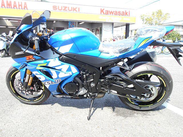GSX-R1000R SUZUKIのトップクラス