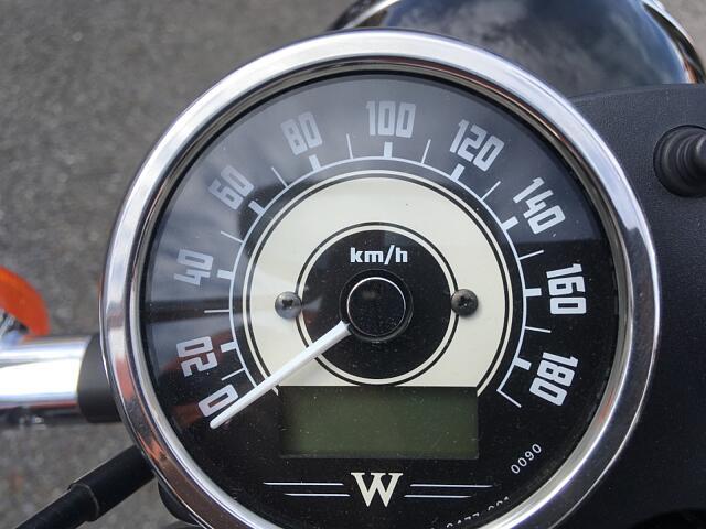 W800 W800 FNLエディション