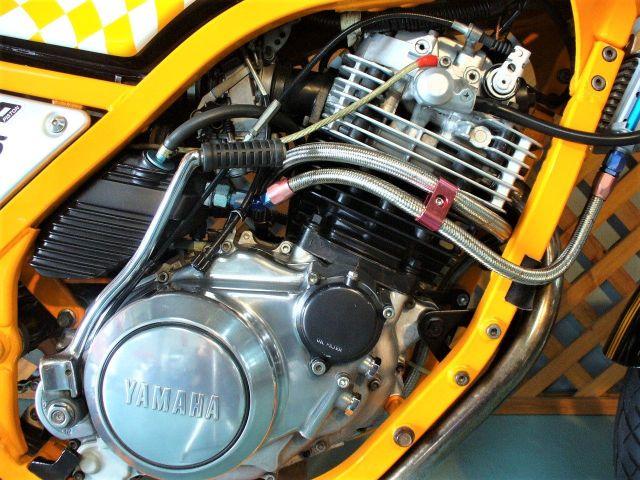 SRX600 カスタム ワイセコ635cc・ハイカム
