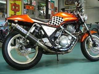 SRX600 ★フルカスタム★ タイヤも前後新品!必見の美車です