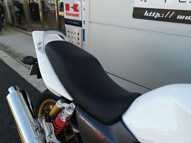 CB400スーパーフォア REVO ローシート グリップヒーター ローシート装着車