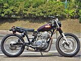 SR400/ヤマハ 400cc 愛知県 有限会社バーストシティ