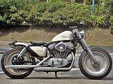 XLH883/ハーレーダビッドソン 883cc 愛知県 有限会社バーストシティ