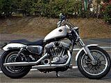 XL883/ハーレーダビッドソン 883cc 愛知県 有限会社バーストシティ
