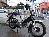 クロスカブ110/ホンダ 110cc 愛知県 バイクセブン・(有)ナナカンパニー