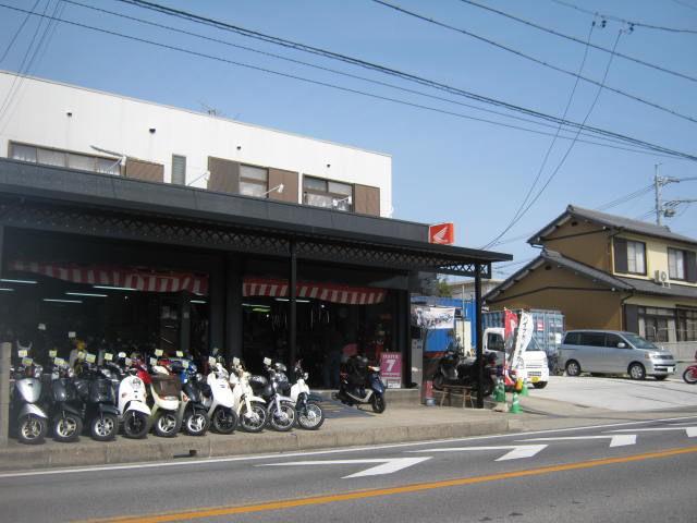 ホンダ・ヤマハ・スズキ・正規販売店