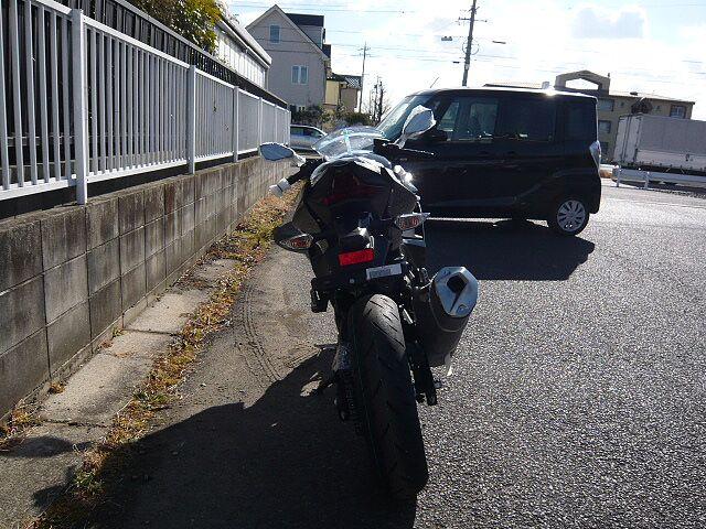 ニンジャ400 新車Ninja400が入荷しました。
