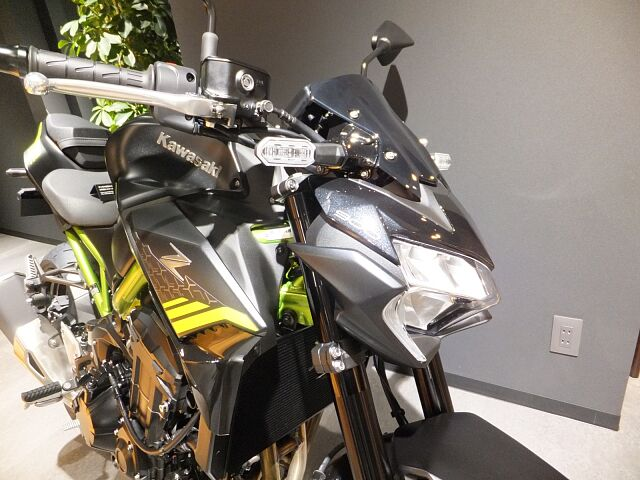 Z900 (2017-) カワサキケアモデル