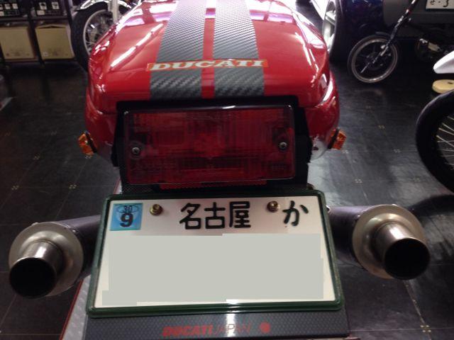 888 STRADA 正規輸入車 フェンダーレス